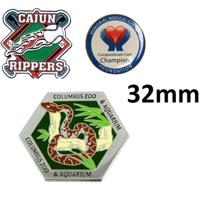 32mm - Pin Badge