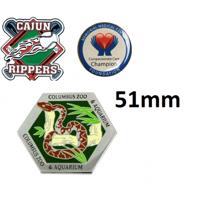 51mm - Pin Badge