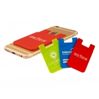 Silicon Phone Wallet - EXPRESS PRODUCT