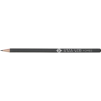 WP - SHADOW NE - No Eraser - Barrel (Round Matt Black)