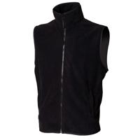 Sleeveless Microfleece Jacket