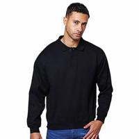 Coloursure™ Polo Plaquet Sweatshirt