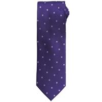 Woven Squares Tie