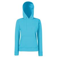 Classic 80/20 Lady-Fit Hooded Sweatshirt