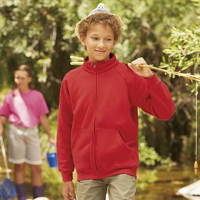 Premium 70/30 Kids Sweatshirt Jacket
