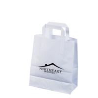 Flat Handle Bag Medium (22x25+11cm)