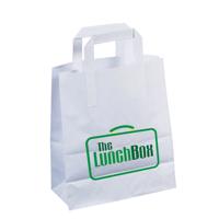 Flat Handle Bag Large (25x30+14 cm)