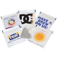 Tea Bags - (full colour printed sachet)
