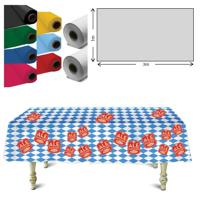 Plastic Tablecloth (1 x 3m Roll)