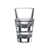Stacking Conical Shot Glass 4.5cl / 1.5oz