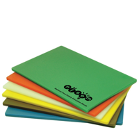 Plastic Coloured Chopping Board (450 x 600mm)