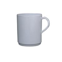 White Melamine Mug (10oz/284ml)