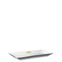 Ceramic Rectangular Plate (25x13cm)