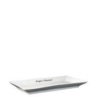 Ceramic Rectangular Plate (30x15cm)