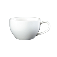 Ceramic Bowl Shaped Cup (90ml/3oz) - Fits Saucer C3963