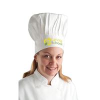 Fabric Chefs Hat