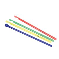 Jumbo Spoon Straw - Mixed Colours