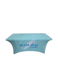 Full Colour, Full Coverage Stretch Table Cloth (L183xW76xH74cm)