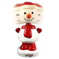 Bobble Head Snowman
