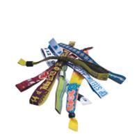 Polyester Festival Wristband Bracelet