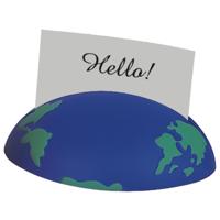 Globe Paper Stand