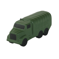 Stress Military Van