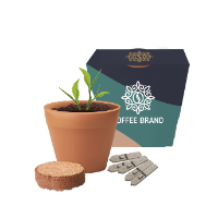 Single Pot Wrap (5.5cm Plastic)