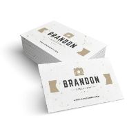 Seeded Paper Business Card (1PP)