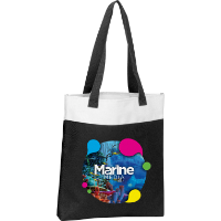 Expo Tote Bag Deluxe (Spot Colour Print - Large Print Area)
