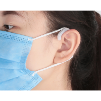 Ear Hooks for Face Mask (Pair) - Spot Colour Print