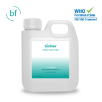 Hand Sanitiser 1L Jerry Can (Generic Biofree Label)