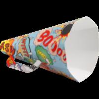 Loud Hailer (Full Colour Print)