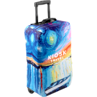 Luggage Cover - Large - 500 x 700mm (Full Colour Print)