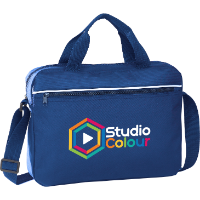 Messenger Bag (Spot Colour Print - Large Print Area)