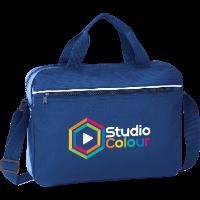 Messenger Bag (Spot Colour Print - Large Print Area)