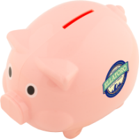 Piggy Bank (Full Colour Print)