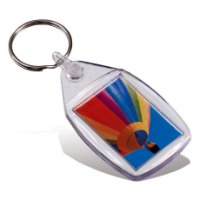 Picto Keyring - Original (Full Colour Print)