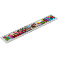 Picto 300mm Scale Ruler (Full Colour Print)