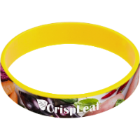 Silicone Wristbands (Full Colour Print)