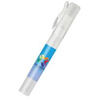 Hand Sanitiser Cylindrical Spray (Full Colour Label)