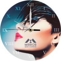 Wall Clock - Standard (Full Colour Print)