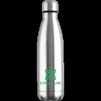 Mood™Vacuum Bottle - Stainless Steel (Laser Engraved)