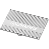 Prima Business Card Holder (Laser Engraving)