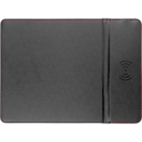 Pierre Cardin - Geneva Wireless Charging Mouse Mat (Debossed)