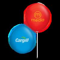 Balloons (Spot Colour Print)