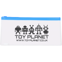 Pencil Case Transparent Kit (Spot Colour Print)