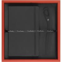 Pierre Cardin - Exclusive Gift Set III (Deboss to Notebook & Laser Engraving to Letter Opener)