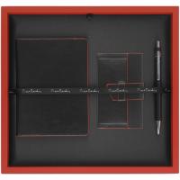 Pierre Cardin - Milano Gift Set II (Deboss to Passport Holder & BCH + Laser Engraving to Pen)