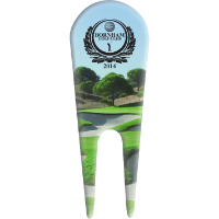 Recycled Golf Pitch Mark Fork