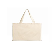 Green Planet Recycled Natural Cotton Tote Bag